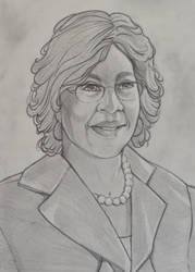 Bensley Elementary Sketch by SChappell