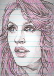Kelly Eden by SChappell