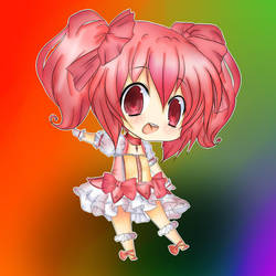 Madoka by cutiepiegirl95