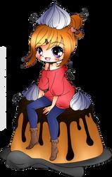 Creme Caramel Chiharu by cutiepiegirl95