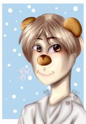 V - Snowapp by cutiepiegirl95
