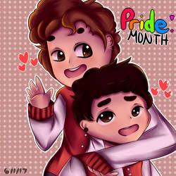 Heathers: Dead Gay Sons (3 ~ Pride Month by cutiepiegirl95