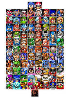 Megaman Robot Masters 2 by TJE101