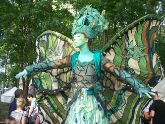Forest Fairy 4 by Dragoroth-stock