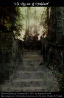 The Way Out of Mirkwood by Dragoroth-stock
