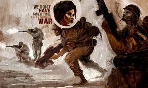 Everything is WAR by sinakasra