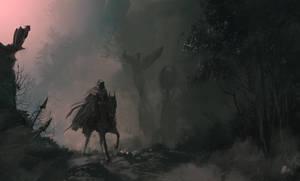 Dark Journey by sinakasra