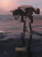 Sunset 2 by sinakasra