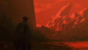 Red Rocks by sinakasra