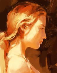 Silence in the Sunlight by sinakasra