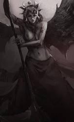 Death by sinakasra
