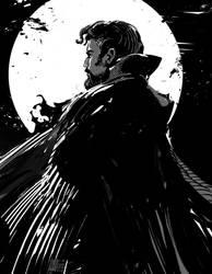 Doctor Strange by sinakasra