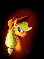 Applejack by Skitsniga