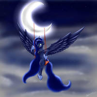 Luna by Skitsniga