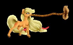 Applejack by Skitsniga