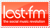 LastFM - Stamp by Laletizia