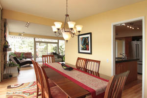 dining room by kparks