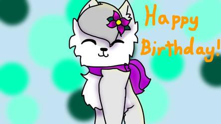 Happy birthday Featherflight OwO! by Karagamingandfandom on