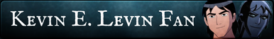 Kevin E. Levin Fan Button by eddyray26