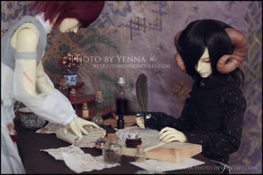 The Nature of Research by yenna-photo