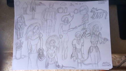 African Warriors by Leko2