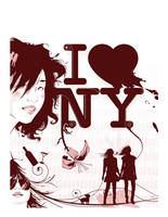 New York Love by cryssy
