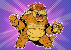 Ode to the Bowser by Kilo-Monster