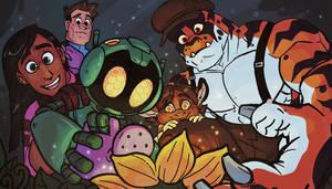 Monster's Garden: The Return by Kilo-Monster