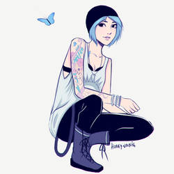 Life is Strange: Chloe by goblinbladez