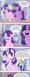 Sunny Star / MLP Comic by Dragonfoxgirl