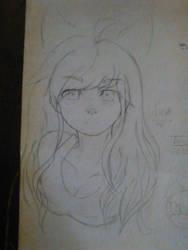 Yuki Sketch by MrLluvia