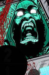 NotM Death Grips Poster by Machetero1983