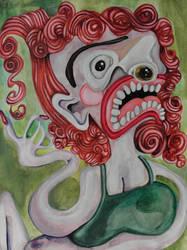 Hair Twirl by wildjellybeans