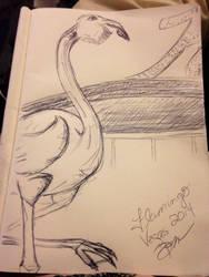 The Flamingo Las Vegas by DanaAMero