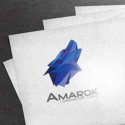 Amarok - Logo Template WIP by macrochromatic