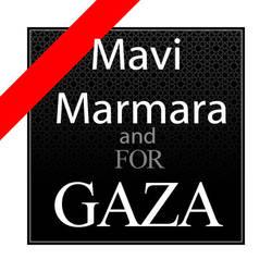 Mavi Marmara and Gaza by IlaydaPortakaloglu