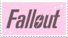 fallout stamp by burgerslut