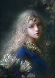 The princess by mamaozi