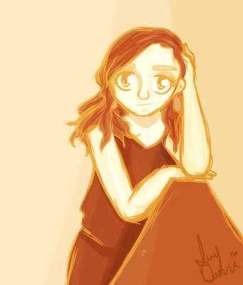 Yoella .:Sketch Commission:. by IvyDevi