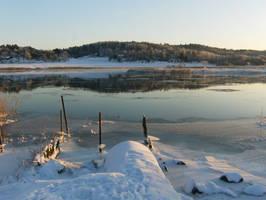 Winter 37 by KarinClaessonArt