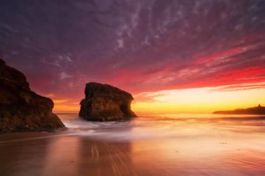Iridescent Seas by davidrichterphoto