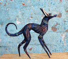 Anubis Dog by nicsadika