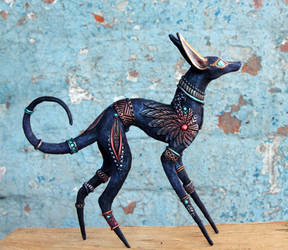 Anubis Dog by nicsadika