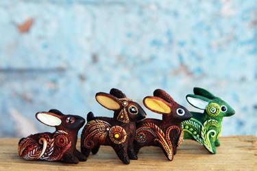 Fresh Rabbits :) by nicsadika