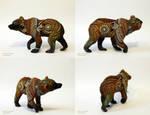 Bear Totem by nicsadika