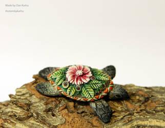 Sea turtle by nicsadika