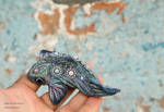 Decorated fish by nicsadika