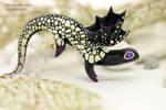 Salamander dragon by nicsadika