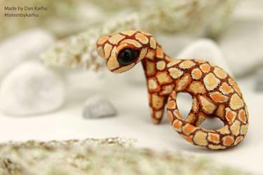 Red spotted salamander by nicsadika