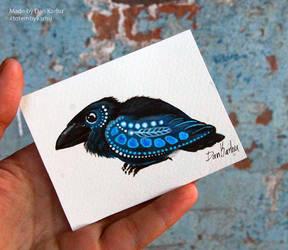 Raven by nicsadika